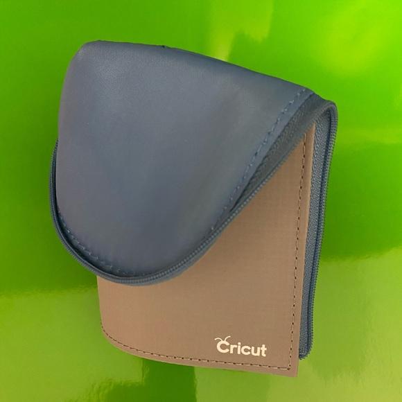 Cricut Tool Accessory Pouch Blue